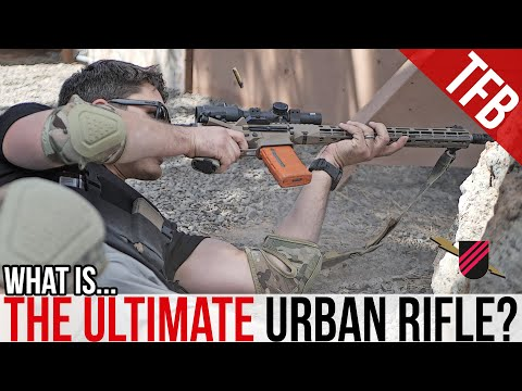 """What is the Ultimate Urban Rifle? [""""How to Win The Fight"""" Series Ep. 2]"""