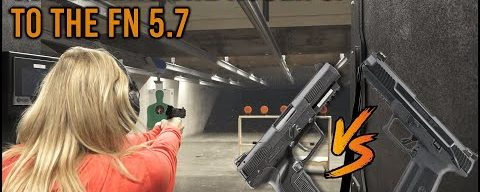 Comparing the Ruger 57 and the FN 5.7