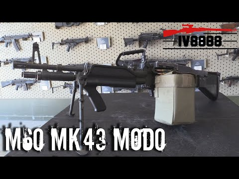 M60 MK43 Mod0