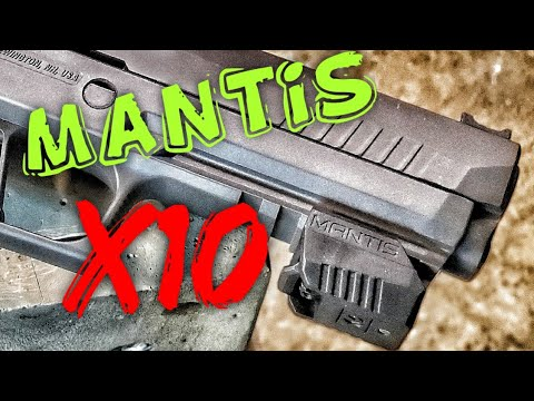 Mantis X10 Elite first look – How to make the best of your Dry Fire Practice