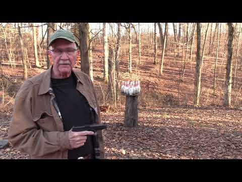 Glock 41 vs Bowling Pins