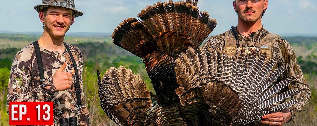 FIRST HOUR IN ALABAMA?! – Public Land Turkey Hunting