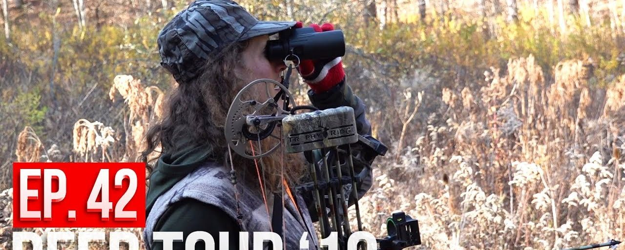 RUT FUNNELS IN BIG TIMBER – New York Public Land