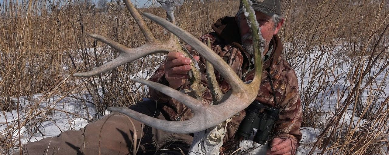 SHED HUNTING MASTER CLASS with Ted Miller