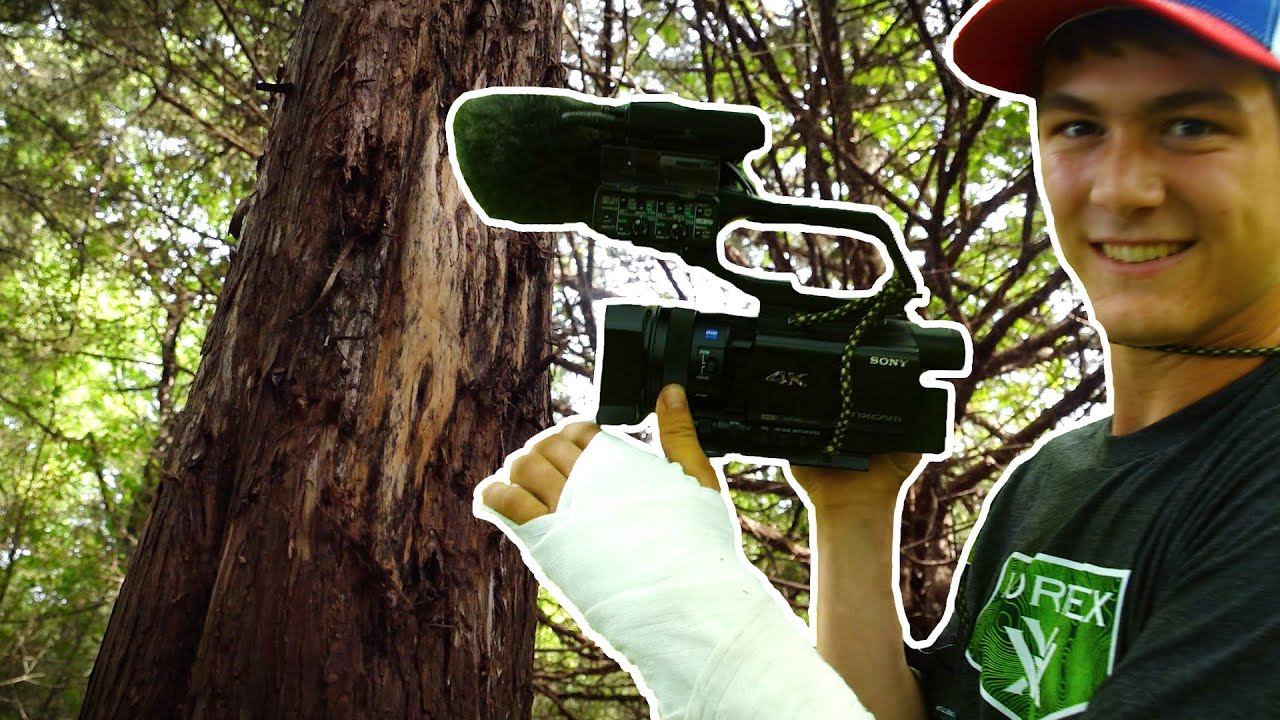 WHAT HAPPENED TO TED'S ARM!? – Public Land Scouting Tips!