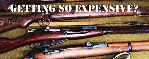 Why Are Military Surplus Firearms Getting so Expensive?