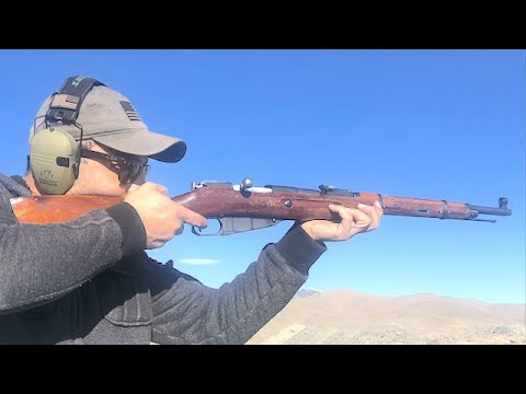PUBG Mosin Nagant ULTIMATE TEST in real life