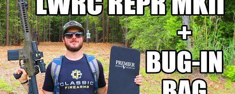 [Contest] Win An LWRC REPR MKII + Bug-In Bag W/ Body Armor