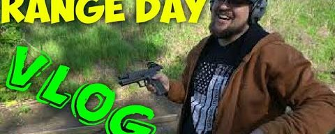 Work The Trigger Range Day Vlog 1