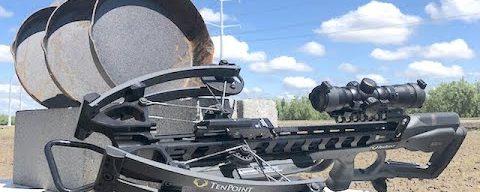 Crossbow vs cast iron skillets viper s400
