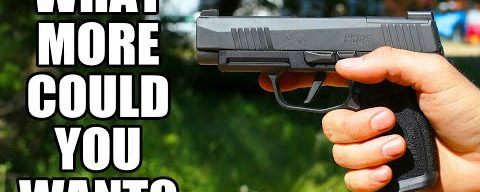 Sig Sauer's P365 XL Is Incredible