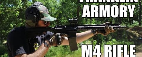 Get A Look At The New Franklin Armory M4 Rifle
