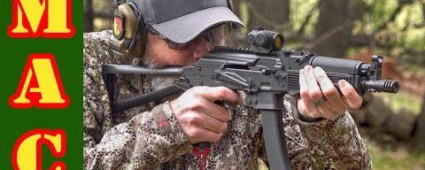 So you want a 9mm AK? Vityaz, AKV9, AKX9, WASR-M.