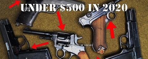 Top 5 Surplus Pistols Under $500 in 2020