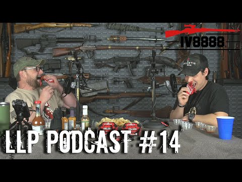 """LLP #14: """"Fight or Flight: Hot Sauce & The 1 Chip Challenge"""""""