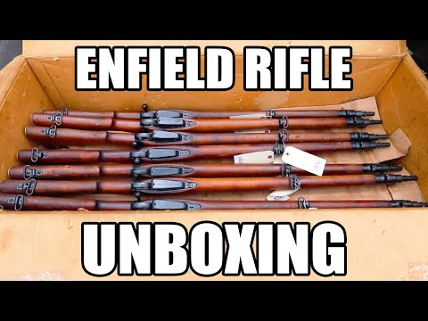 Enfield Rifles Like You've Never Seen Them Before