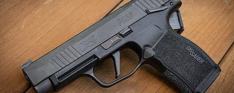 The Sig P365 XL: A Really Good Pistol