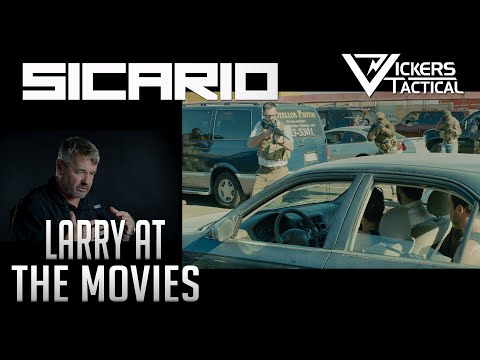 """Larry At The Movies EP 4 – """"Sicario"""""""