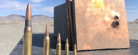 AWM 338 Lapua vs Copper