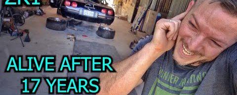 Rebuilding a Destroyed ZR1 Corvette Part 9