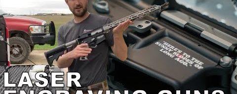 Custom AR-15 for Best Friend