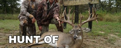 The BEST Texas Trophy Whitetail Hunts!!