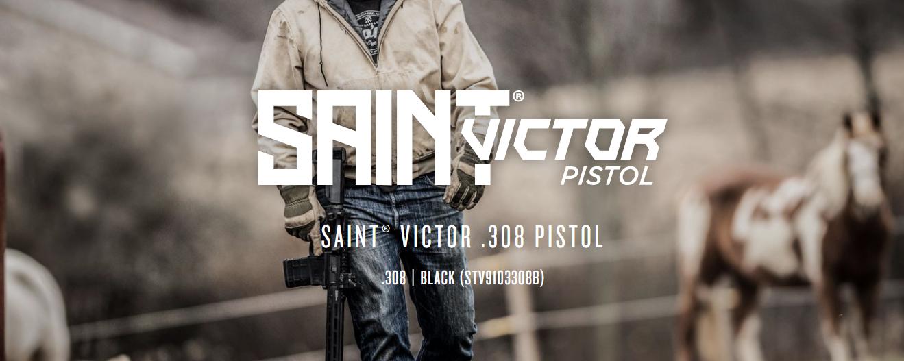 Saint Victor .308 Pistol