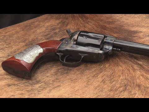 Cimarron Wyatt Earp Buntine Special