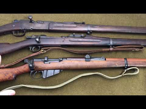 Military Surplus Firearm Collecting - Episode 13: Patience.........