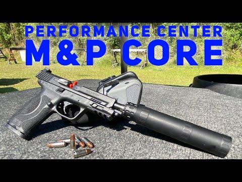 The Performance Center M&P Core 9mm