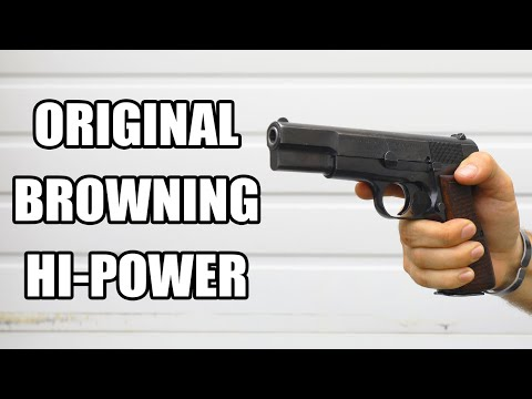 Amazing Browning/FN Hi-Power Unboxing