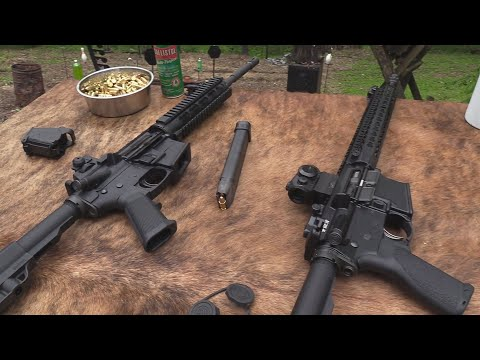 Pistol Caliber Carbine vs Rifle