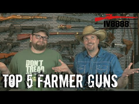 Top 5 Farmer Guns