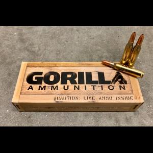 Gorilla Ammunition .223 REM 55gr Self Defense - 20 Round Box